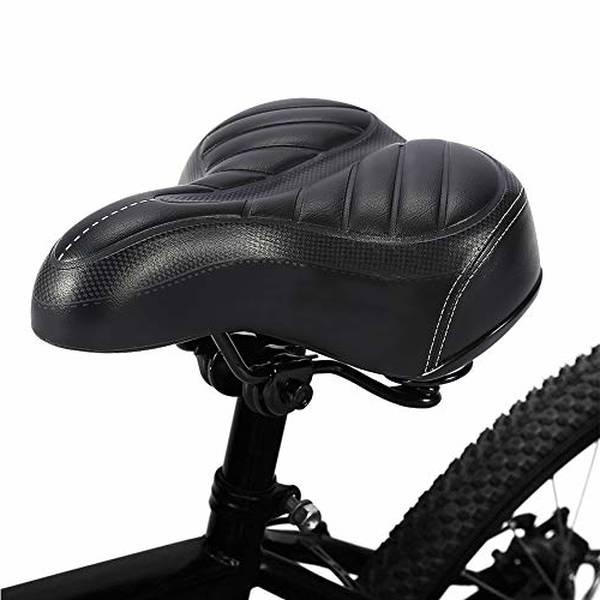Top8 road bicycle saddle