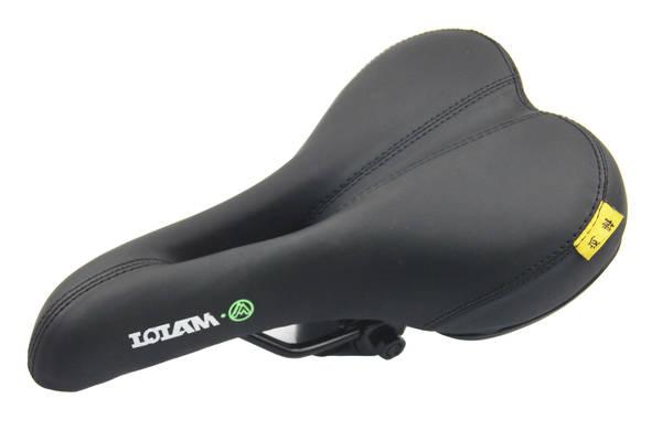 expand endurance on bicycle saddle