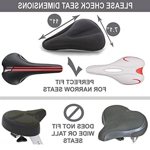 comfortable saddle commuting