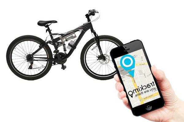 bicycle lojack gps