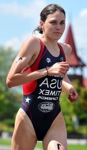 define triathlon